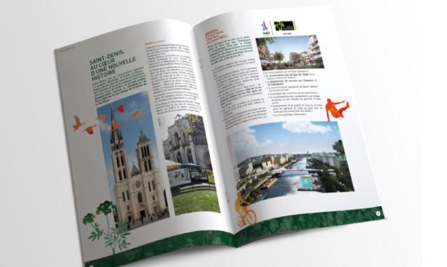 Charte graphique parc et jardin