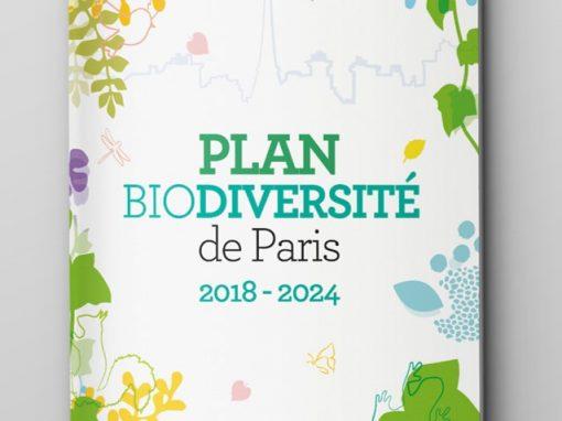 Direction des Espaces verts et de l'Environnement de Paris