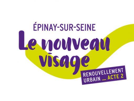 Projets urbains Epinay-sur-Seine