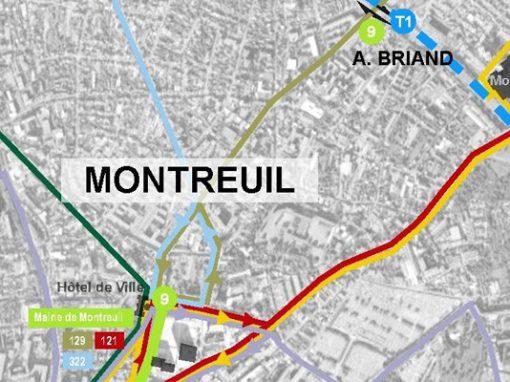 Chantiers de Montreuil