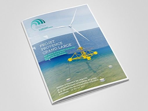 Projet éolien Provence Grand Large