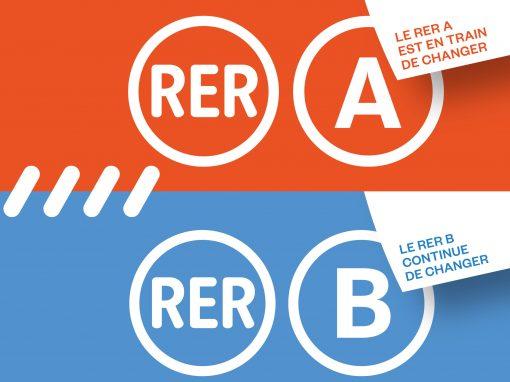 Schémas Directeurs des RER A et B