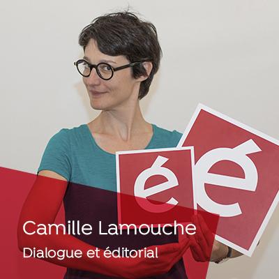 Photo Camille Lamouche