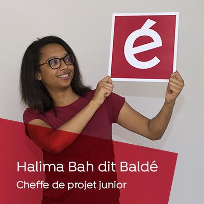 Photo Halima Bah dit Balde