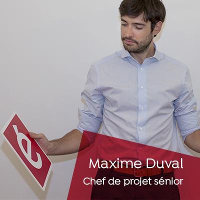 Photo Maxime Duval