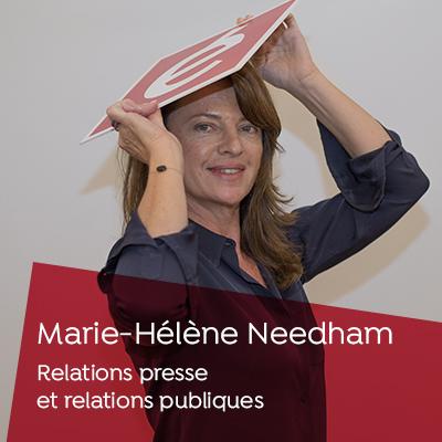 Photo Marie-Hélène Needham