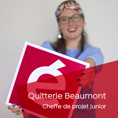 Photo Quitterie Beaumont