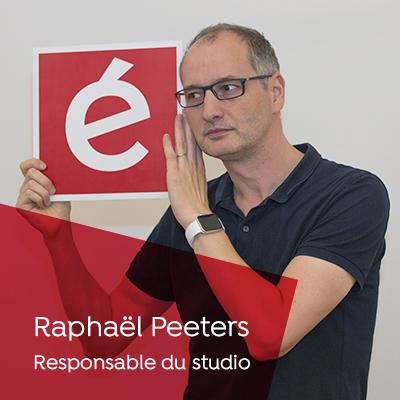 Photo Raphaël Peeters