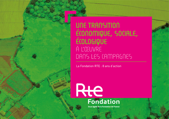 8 ans d'action de la Fondation RTE