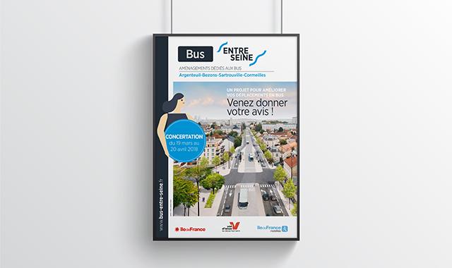 Mock_Bus entre seine_Affiche interieur