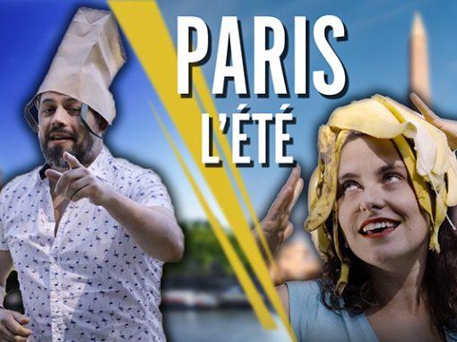 Campagne Paris Propre