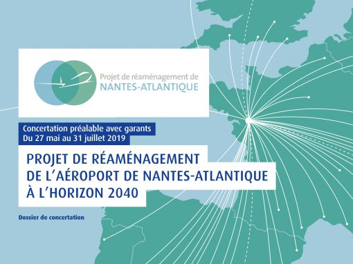 Réaménagement de l'aéroport Nantes-Atlantique