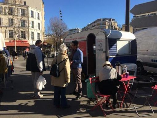 Caravane parisienne du Grand débat