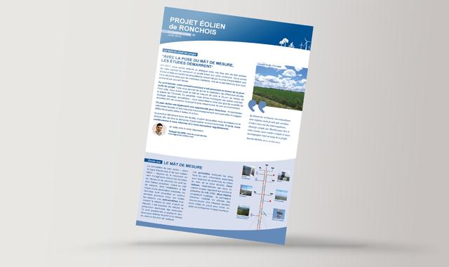 Projet éolien de la Plaine d'Ormesnil