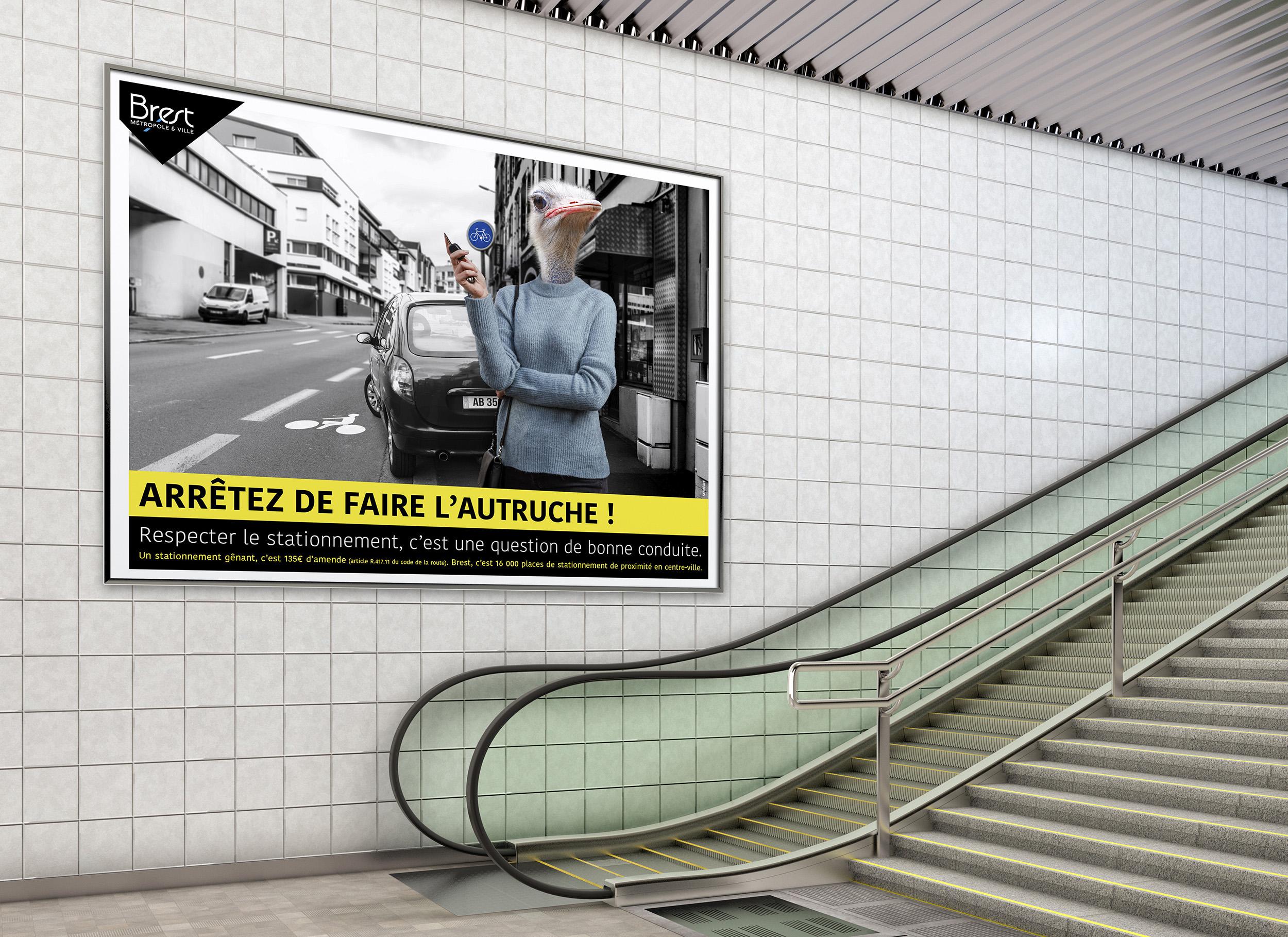 Brest Affichage