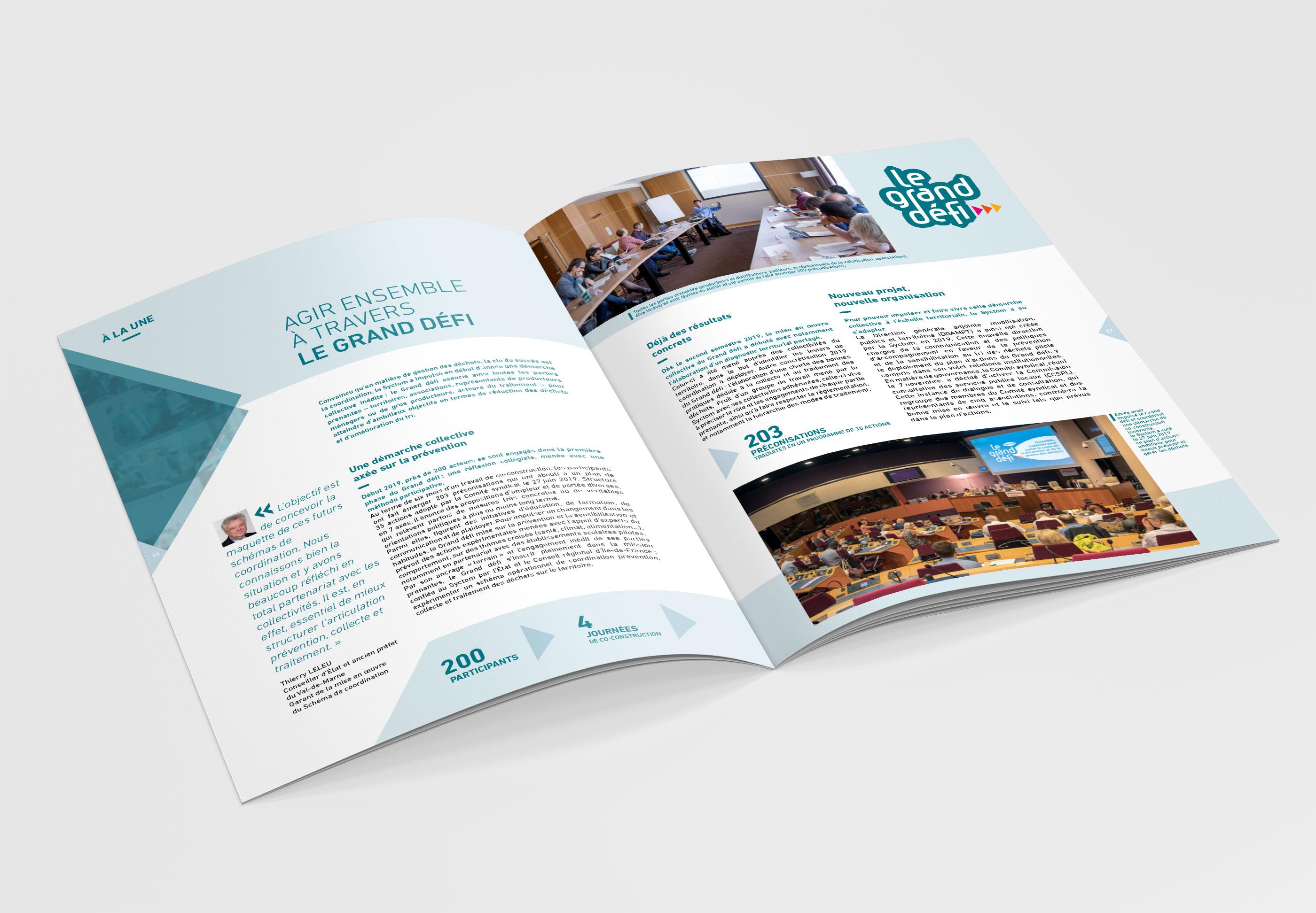 Syctom Rapport d'activité 2019